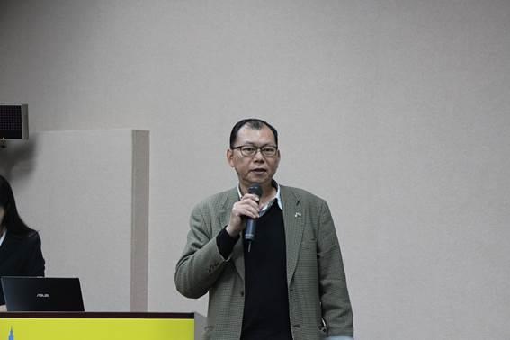 主持人:本會副理事長張學孔教授